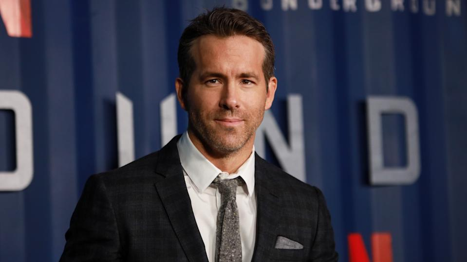 "NEW YORK, NY - DECEMBER 10: Ryan Reynolds attends Netflix's ""6 Underground"" New York Premiere at The Shed on December 10, 2019 in New York City. (Photo by Jason Mendez/WireImage)"