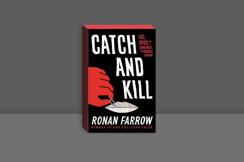 Ronan Farrow's Catch and Kill Depicts a Network of Powerful Men Conspiring to Silence Women