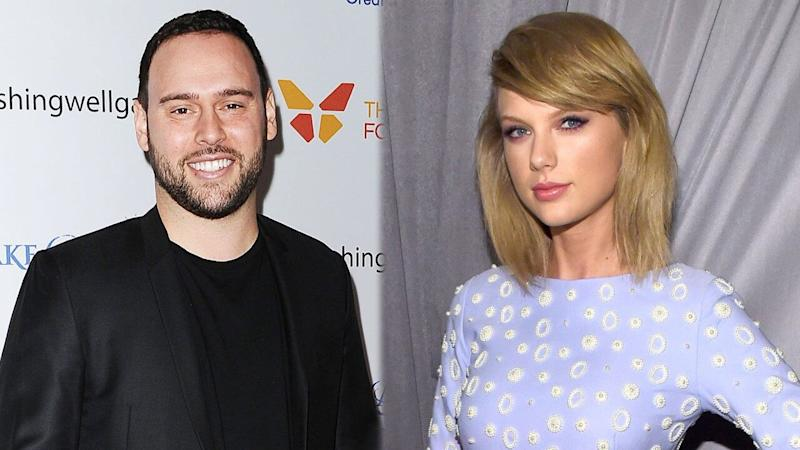 Scooter Braun Shares Message About Kindness Amid Taylor Swift Battle