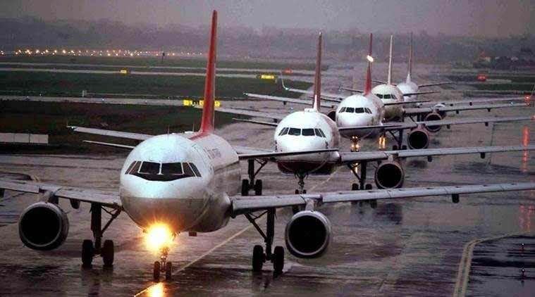 dgca data, dgca air traffic data, dgca domestic air passenger traffic, dgca december 2019 domestic air passenger traffic data, dgca 2019 domestic air passenger traffic data, Domestic air passenger traffic grows by just 3.74% in 2019 says DGCA, aviation sector news, business news, indian express business