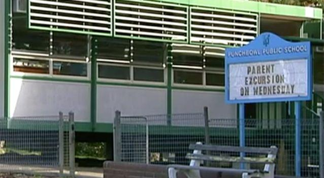 Students as young at 11 have apparently threatened to behead teachers at a public school in Sydney's southwest. Photo: 7 News