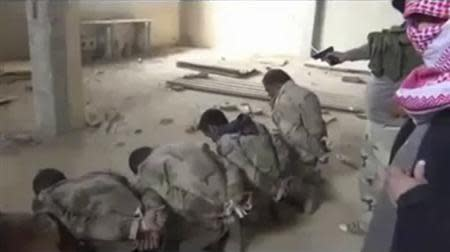 Phony Soldier Charged With Making Up Claims of Atrocities in Iraq?