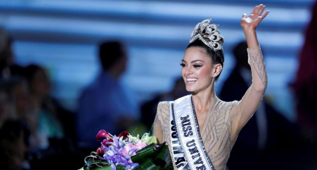 <p>SA's Demi-Leigh Nel-Peters is the new Miss Universe </p>