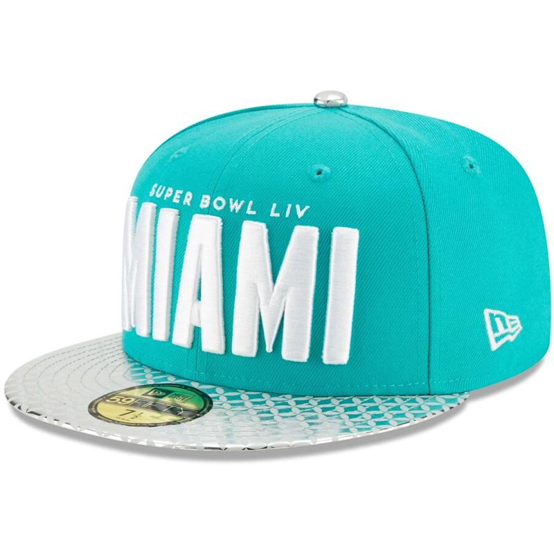 NFL 100 Super Bowl LIV Fitted Hat