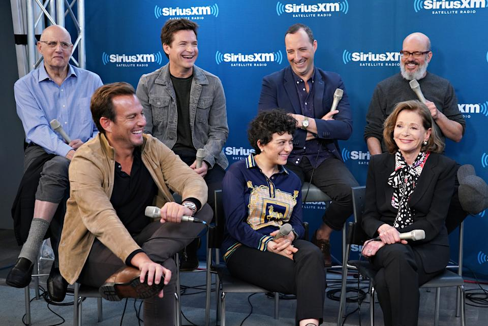 the Arrested Development cast in 2018