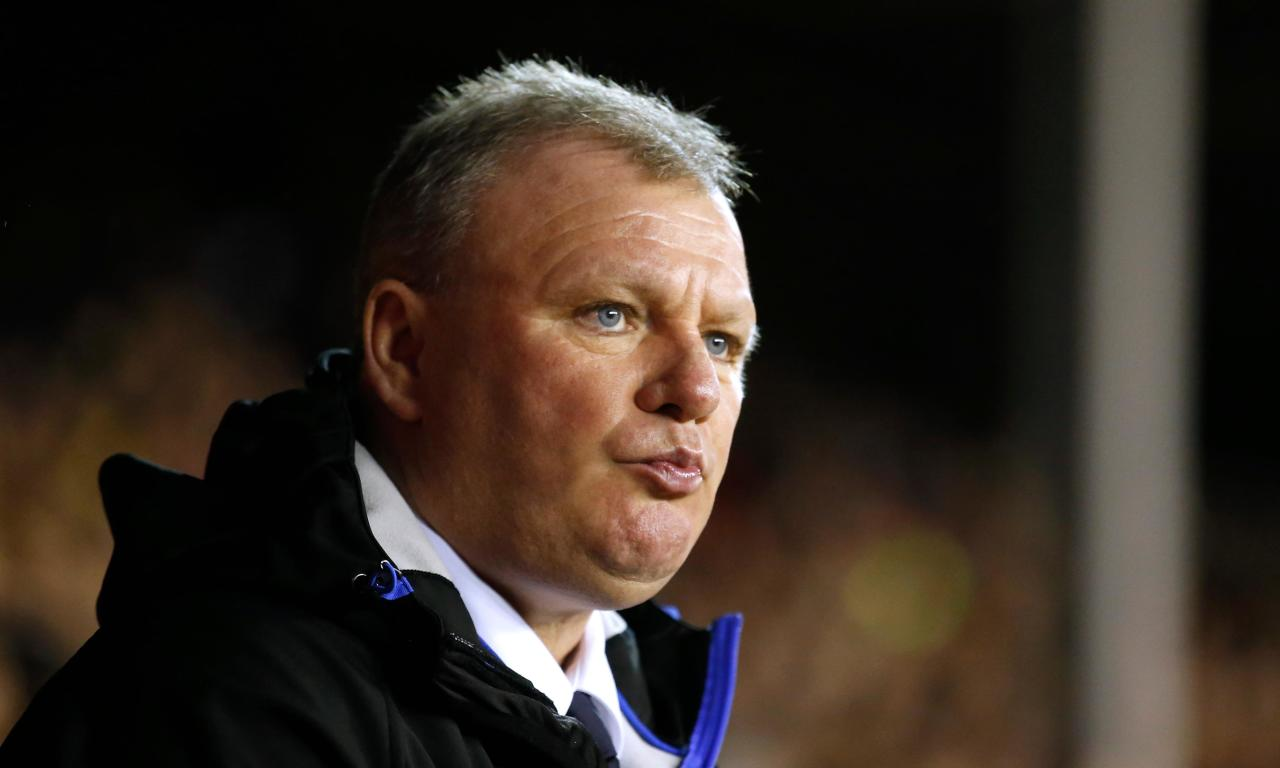 Steve Evans has won nine promotions during a rollercoaster managerial career and is aiming for a 10th with Mansfield Town.