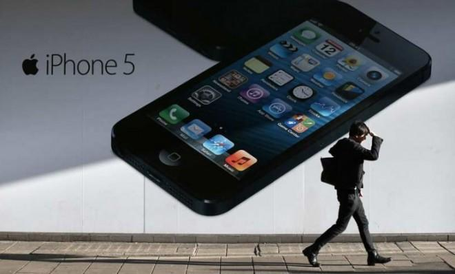 Got a new iPhone 5 for Christmas? Apple, it seems, is already moving on.