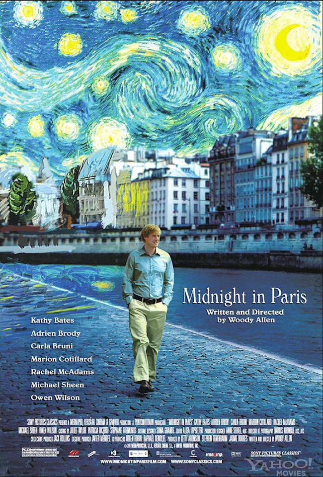 "Best Picture Nominee: ""Midnight in Paris"""