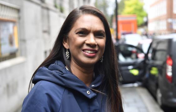 Gina Miller has set up a tactical voting website called Remain United (EPA)