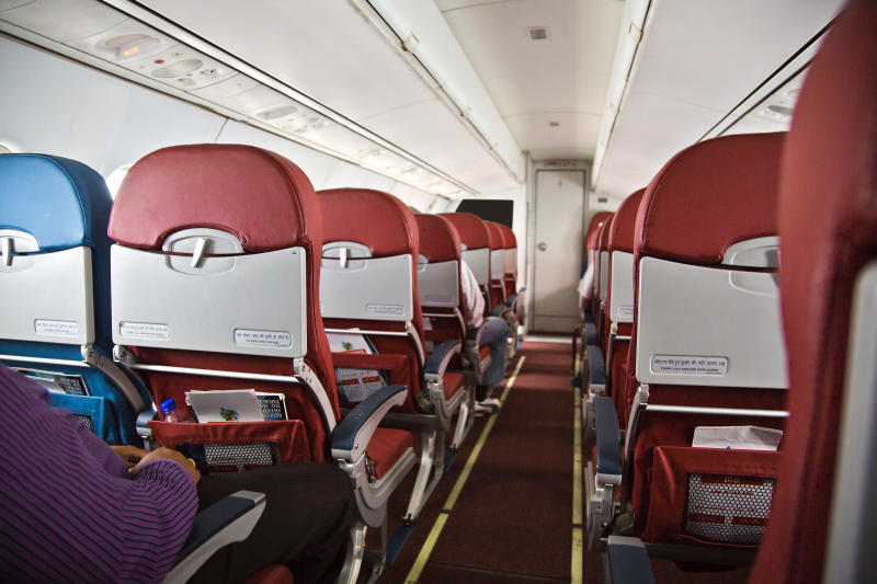 This Bill Aims to Halt Shrinking Airplane Seats