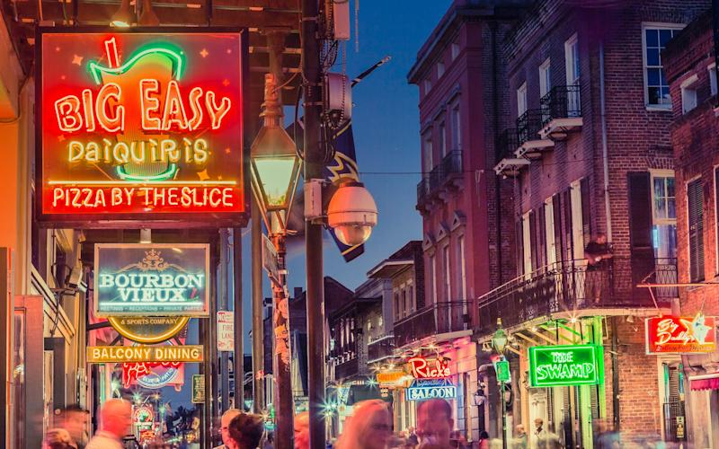 New Orleans is a city that's primed to seduce its many visitors, even when it's not Mardi Gras season - Gargolas (Gargolas (Photographer) - [None]