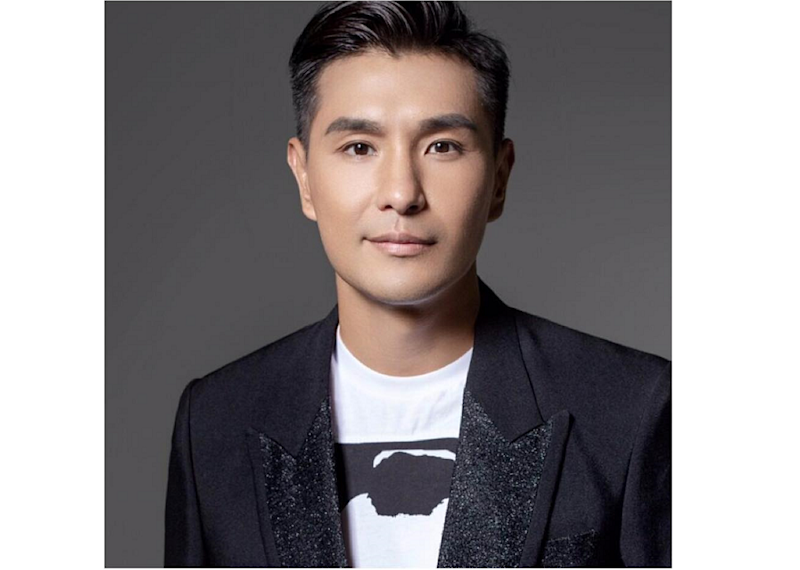 Hong Kong actor Ruco Chan says the unrest at the island state has affected celebrities' pockets. — Picture via Instagram/ rucochanxo