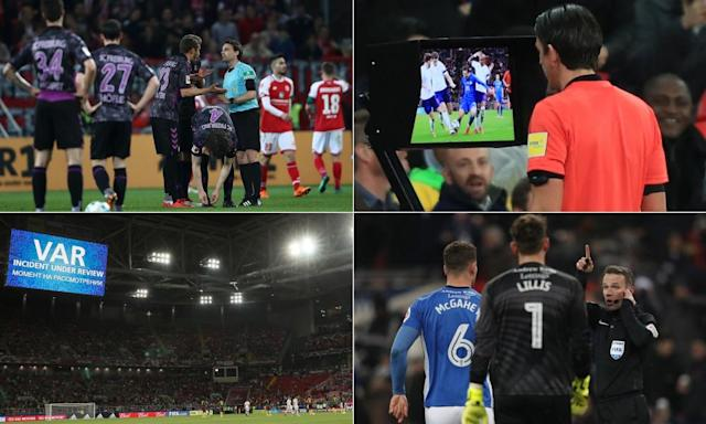 From Leicester-Fleetwood to Mainz-Freiburg, VAR's highs and lows so far
