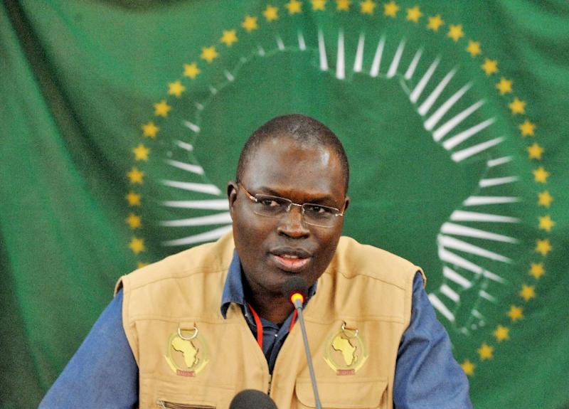 Dakar's mayor Khalifa Sall, pictured in 2011, has repeatedly denied any wrongdoing related to public funds allegedly embezzled by his office