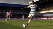 Kiyan Prince is seen in this FIFA21 in-game still