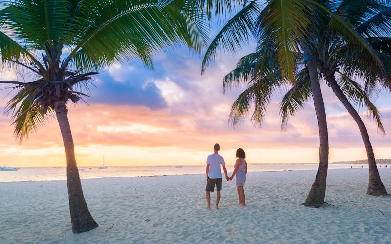 A Caribbean holiday can offer couples precious time to reconnect - Marco Bottigelli