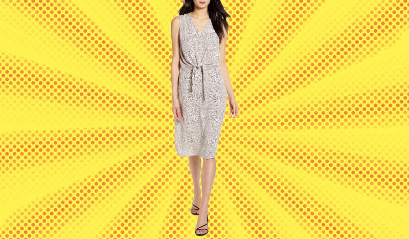 This breezy dress is perfect for laid-back summer days. (Photo: Nordstrom)