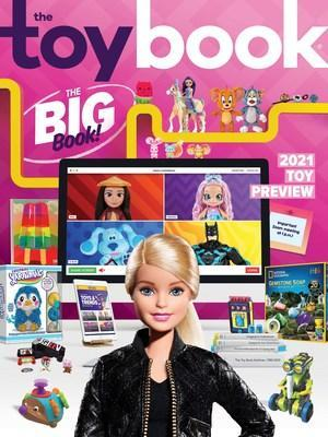The Toy Book™ Releases Its 37th Annual BIG Book.