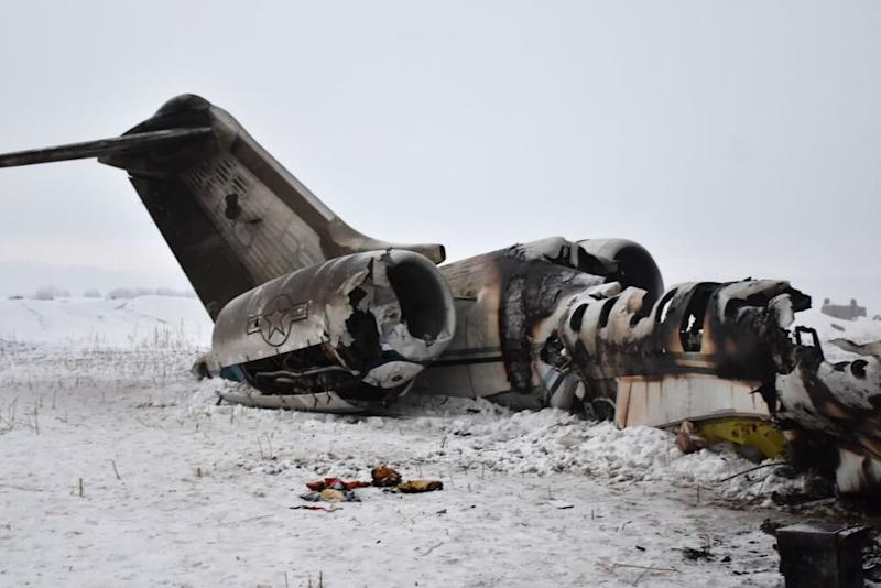 A U.S. Plane Crashed in Afghanistan. Why So Many Believed a CIA Chief Was On It.