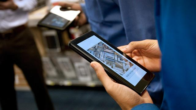 Amazon Announcement: New Kindles and Kindle Fire Today