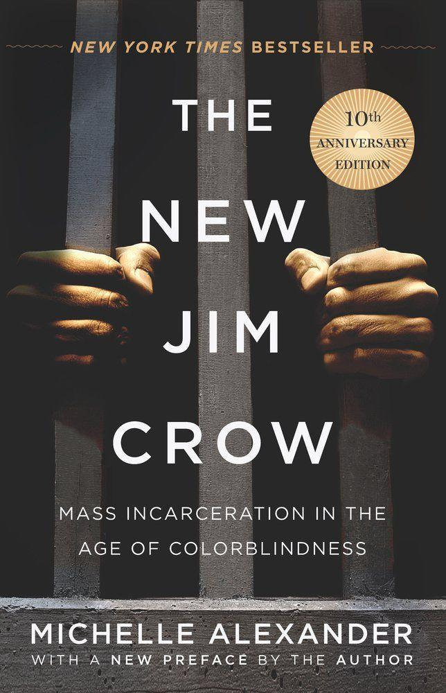 "<p><strong>Michelle Alexander</strong></p><p>bookshop.org</p><p><strong>$25.75</strong></p><p><a href=""https://bookshop.org/books/the-new-jim-crow-mass-incarceration-in-the-age-of-colorblindness-anniversary/9781620975459"" rel=""nofollow noopener"" target=""_blank"" data-ylk=""slk:Shop Now"" class=""link rapid-noclick-resp"">Shop Now</a></p><p>The criminal justice system has been disproportionately weaponized against Black people, and this seminal tome on the issue should be required reading for all of us. This tenth anniversary edition includes a new foreword by the author on the criminal justice reform movement's progress.</p>"