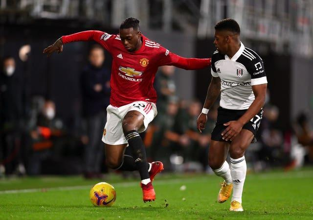 Aaron Wan-Bissaka is Manchester United's first-choice right-back