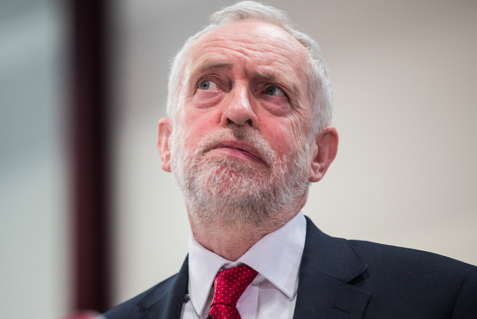 <em>Jewish leader have launched a scathing attack on Jeremy Corbyn (Rex)</em>