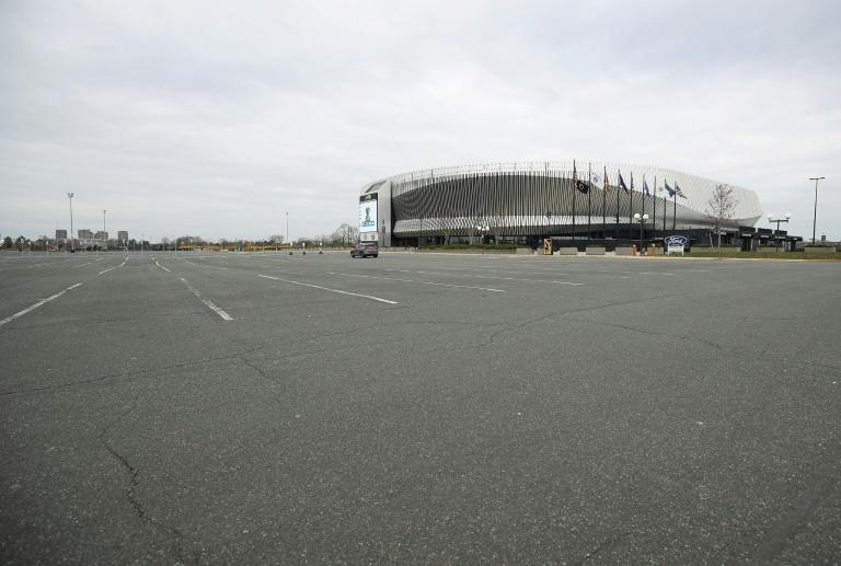 With the NHL season paused on March 12 due to the global COVID-19 outbreak, the New York Islanders home rink, Nassau Coliseum, has been closed to events
