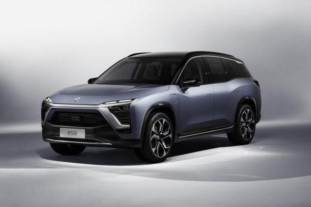 NIO drives into the mainstream with its first mass-production car