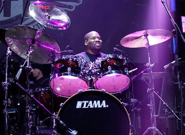 <p>John Blackwell Jr. was a versatile drummer best known for his work with Prince. He died July 4 from brain cancer at the age of 43.<br> (Photo: Getty Images) </p>