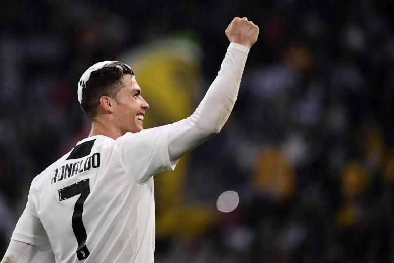 Juventus have won the title leaving Cristiano Ronaldo free to focus on personal glory
