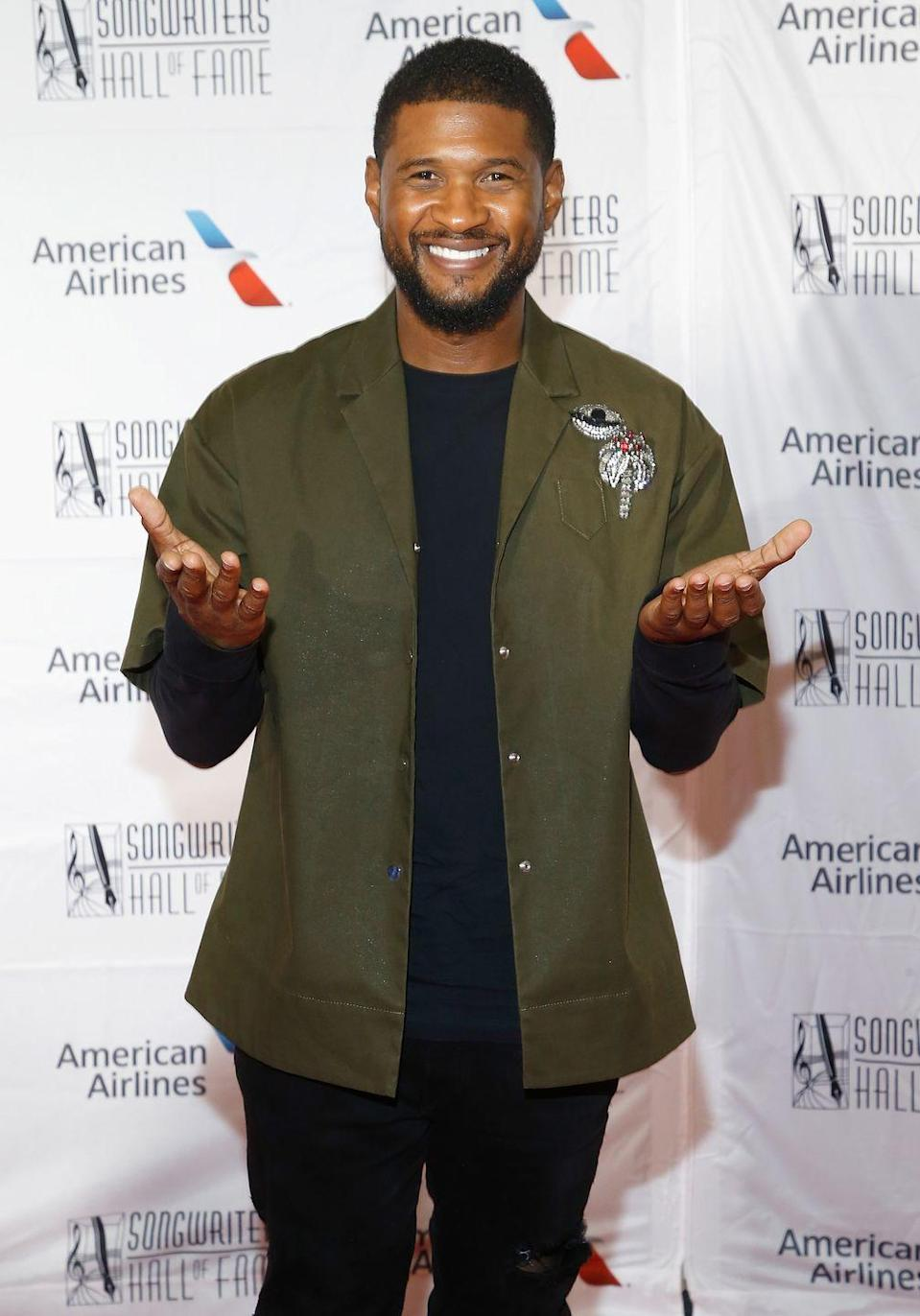 """<p>Just kidding—the """"heyday"""" framework does not apply to Usher as he's still sexy as hell. His sexy voice and sexy abs are still making music and performing at music festivals. Lucky us!</p>"""
