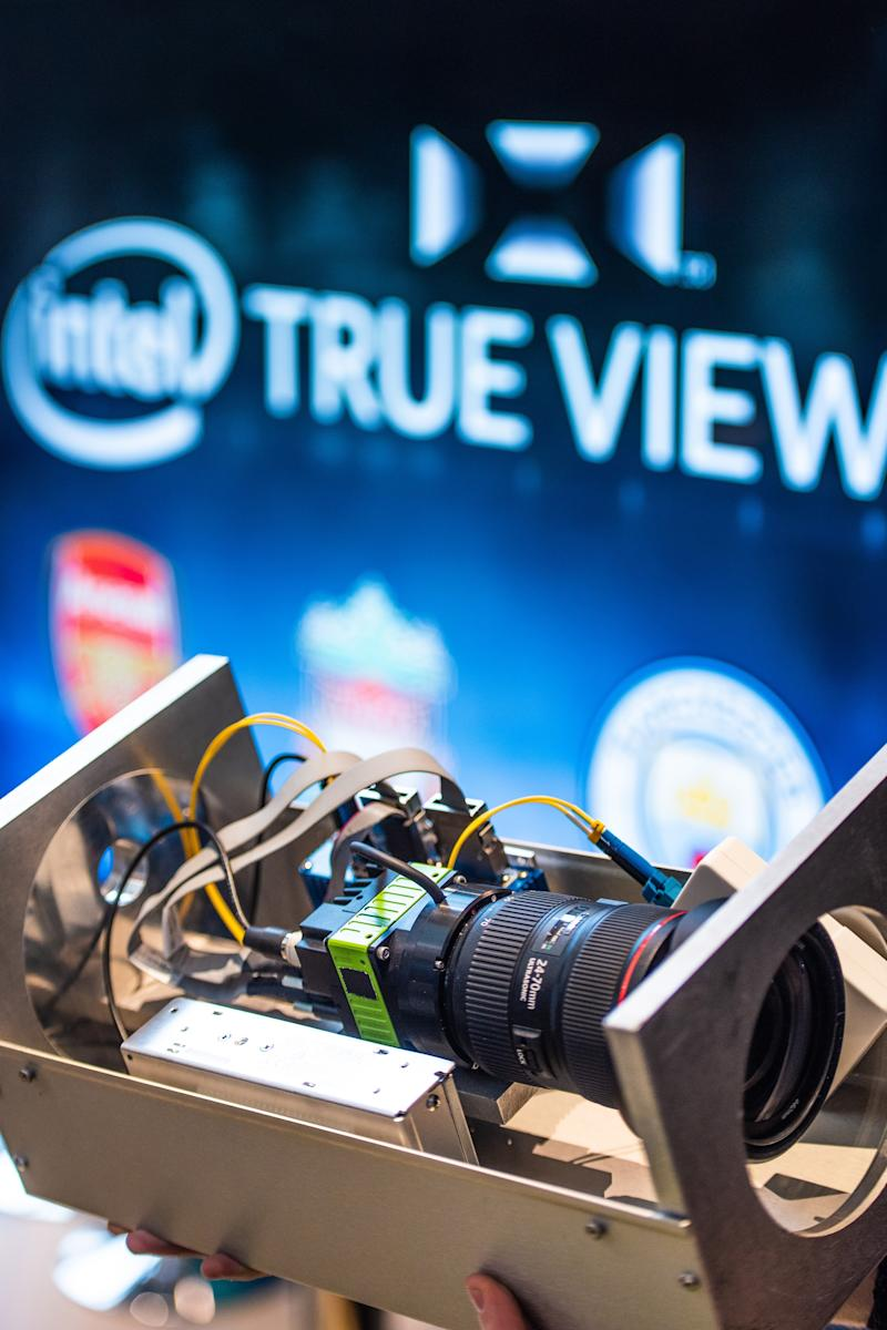 Arsenal FC, Liverpool FC and Manchester City Bring Immersive Experiences to Fans with Intel True View