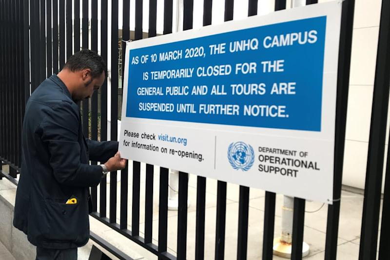 US Prevents UN Security Council Vote on Covid-19 Pandemic Resolution, Say Diplomats