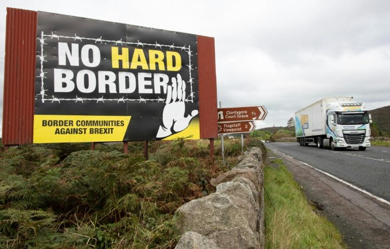 Talks remain stuck on how to avoid customs checks on the border between British-ruled Northern Ireland and EU-member Ireland