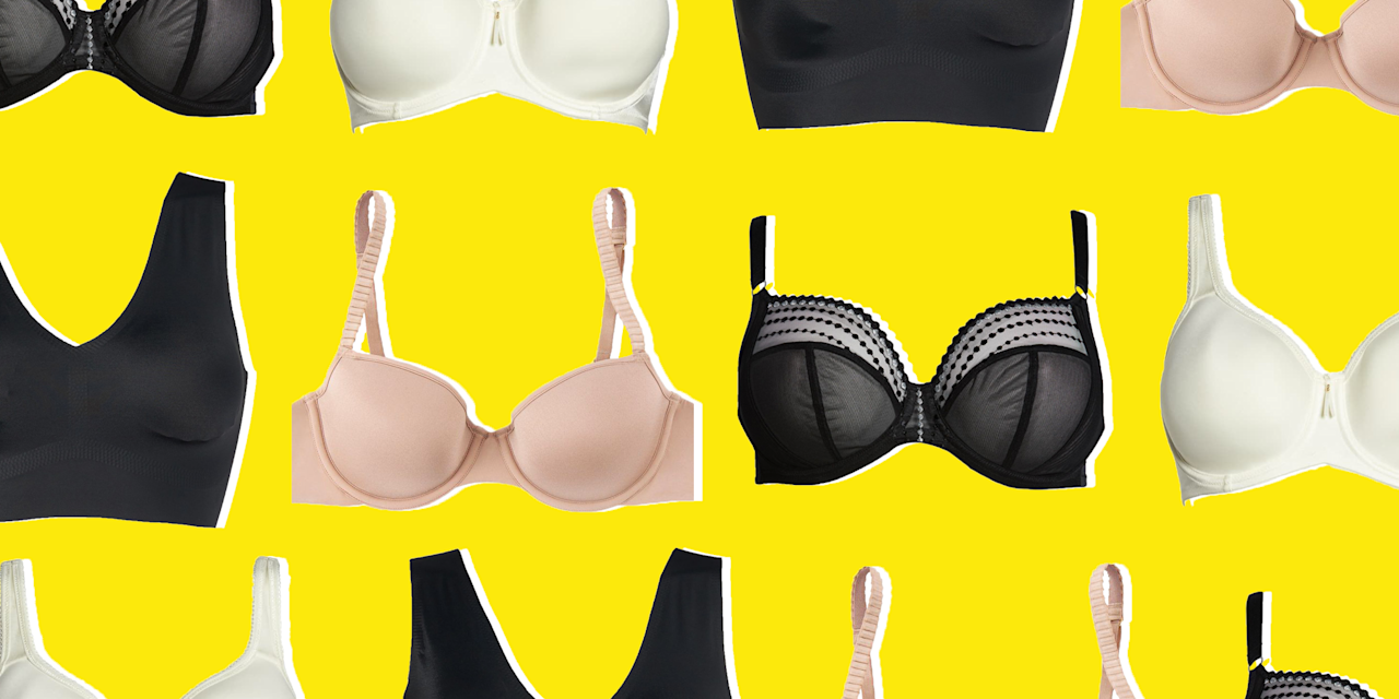 "<p>If you're in the market for a comfortable bra (yes, they do exist), first, double check to make sure you're<a href=""https://www.oprahmag.com/style/a26133340/how-to-measure-bra-size/"" target=""_blank""> measuring your size correctly</a>. Then, once that's covered, set your eyes on this wide array of options from wireless styles for <a href=""https://www.oprahmag.com/style/g27562243/best-bras-for-small-breasts/"" target=""_blank"">smaller chests</a>, to supportive versions for bigger busts, stretchy plus-size bralettes, and nursing bras. The best part? These comfortable bras don't dig in, so you won't be counting down the hours until you can take them off and get into your <a href=""https://www.oprahmag.com/style/g29752080/cozy-sweatpants-women/"" target=""_blank"">sweats</a> and <a href=""https://www.oprahmag.com/style/g25922125/best-womens-bathrobes/"" target=""_blank"">bathrobe</a>. They (almost) feel like you're wearing nothing at all.</p>"
