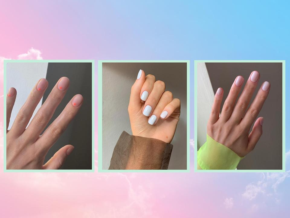How to perfect a manicure at home as nail salons remain closed