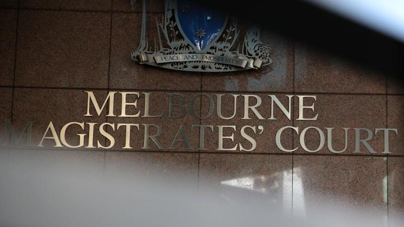 MELBOURNE MAGISTRATES COURT STOCK