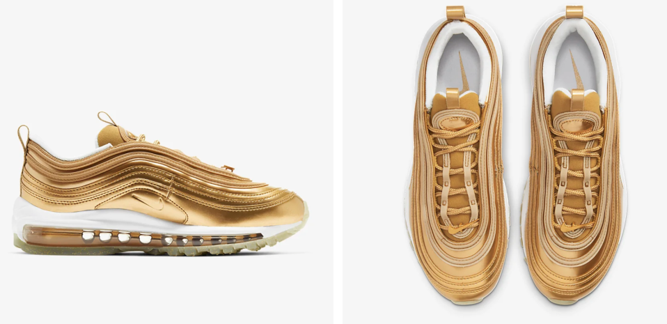 Women's Air Max 97 LX, S$159.90 (was S$259). PHOTO: Nike