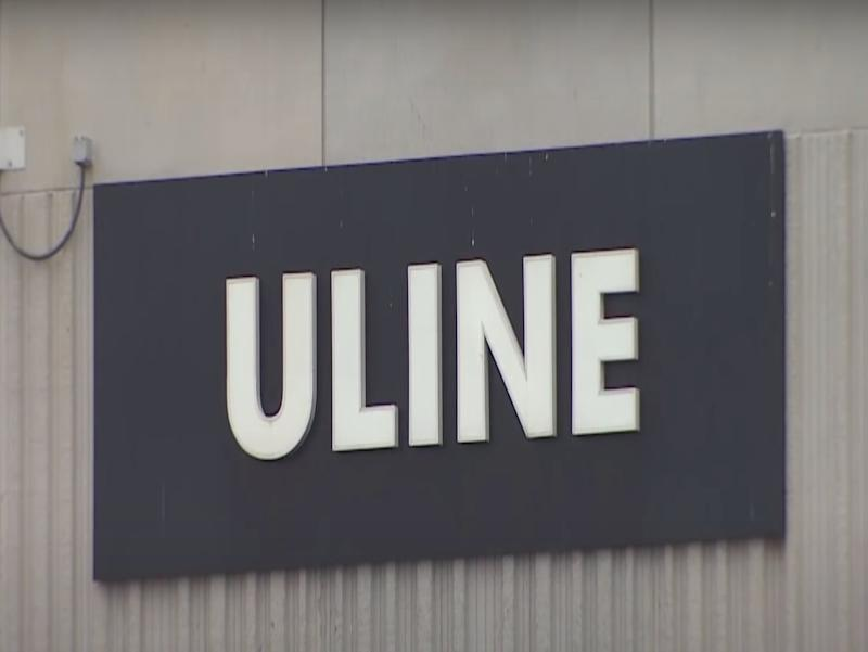 Uline president Liz Uihlein and two colleagues were allowed to avoid Canada's 14 day quarantine rule on recent visit ((CBC News: The National - YouTube))