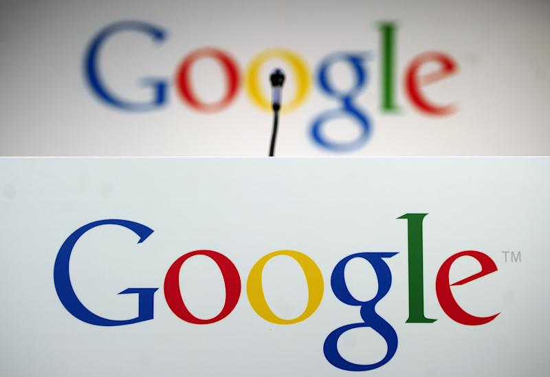 Google, like many other US companies, is registered in the state of Delaware (AFP Photo/Emmanuel Dunand)