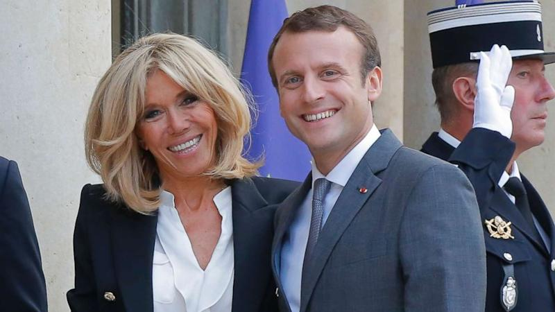 Emmanuel Macron's wife on 25-year age gap: 'We have breakfast together, me and my wrinkles'