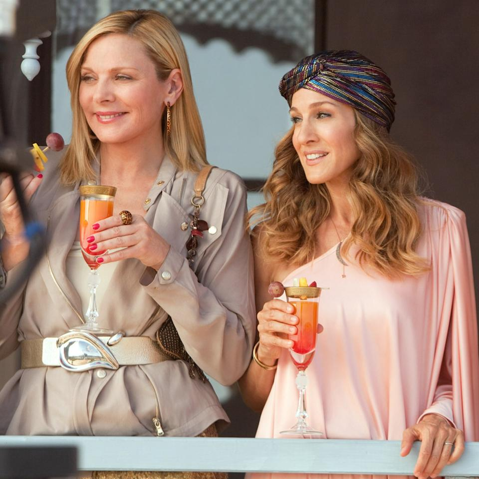 <h2>How To Create Your Own Vodka Infusions</h2>                                                                                                                                                                                                                      <h4>Cocktail enthusiasts Samantha Jones & Carrie Bradshaw. Photo: Everett Collection</h4>