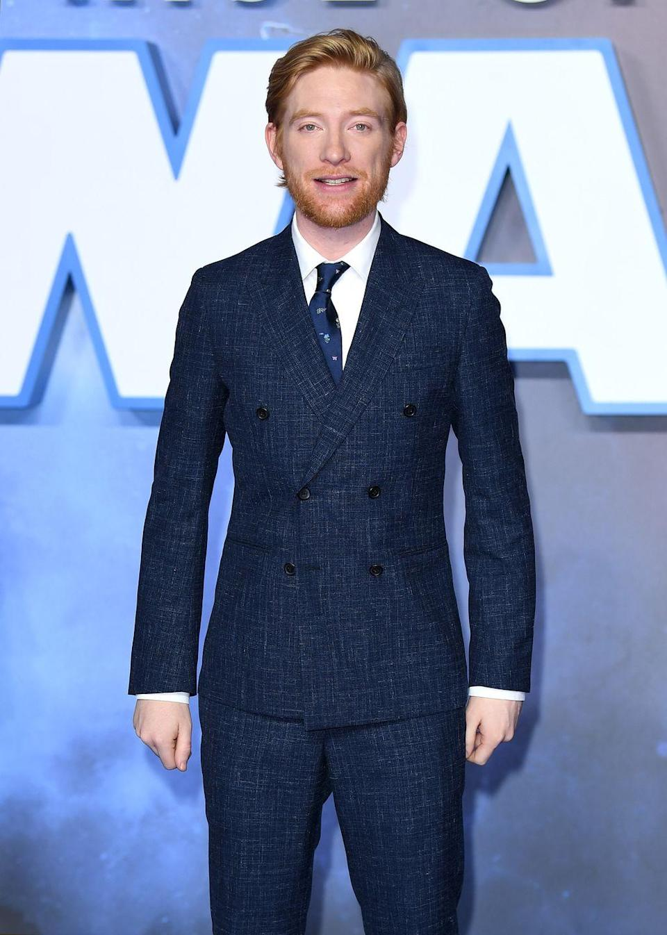 <p>...Including his oldest son Domhnall, whose most famous for roles in popular shows and films like <em>Ex Machina, Run,</em> and the final <em>Harry Potter</em> films. </p>