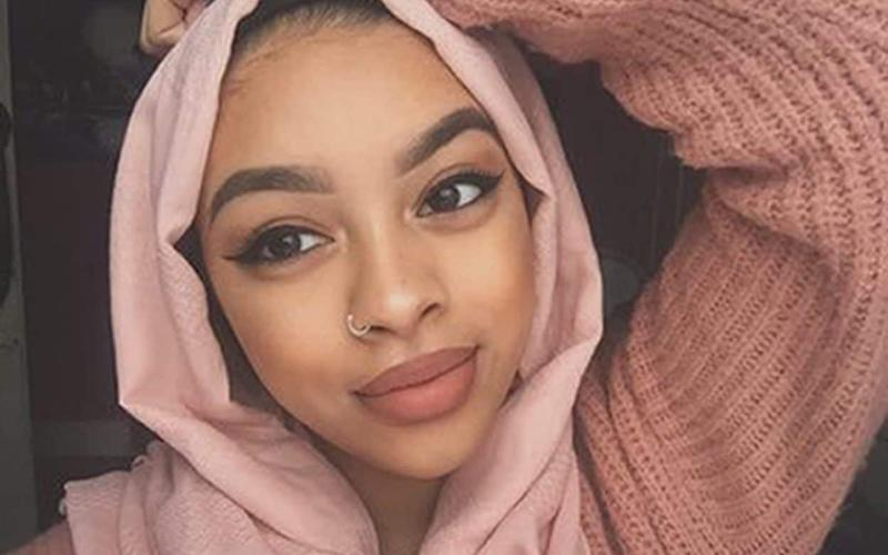 Celine Dookhran, 19, who was kidnapped, raped and murdered at an address in Kingston-upon-Thames, south west London - Twitter