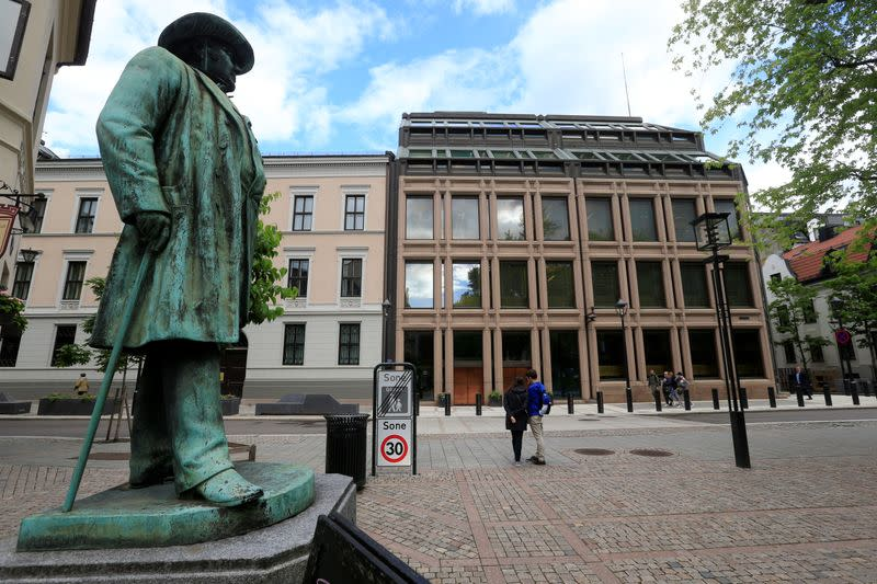 Norway keeps rates at zero, maintains outlook