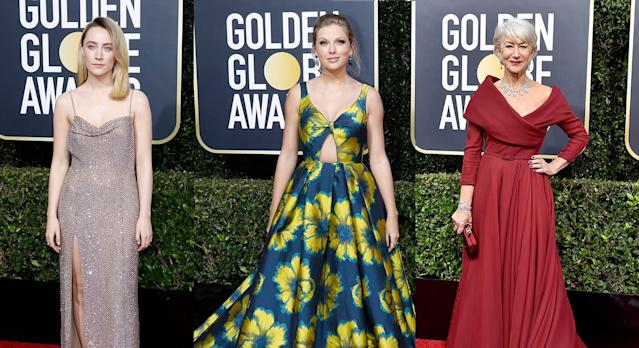 The Golden Globes 2020 goody bag included Pat McGrath make-up, as well as Armani fragrance and a sex toy - among other items