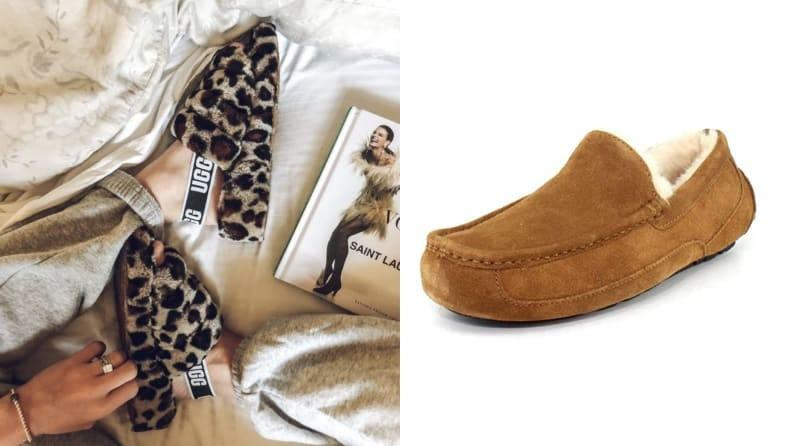 Best gifts under $100: Ugg slippers.