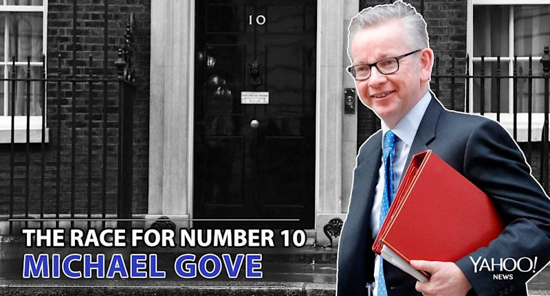 Race for Number 10: Michael Gove