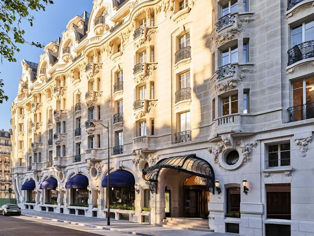 Hotel Lutetia, France (Supplied)